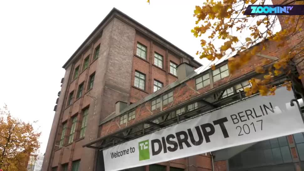 Zoomin, Virtual Reality, VR, Augmented Reality, Messe, AR, Start-up, Disrupt 2017, Disrupt, Somnium Space, Eyecandy Lab, AugmenTV