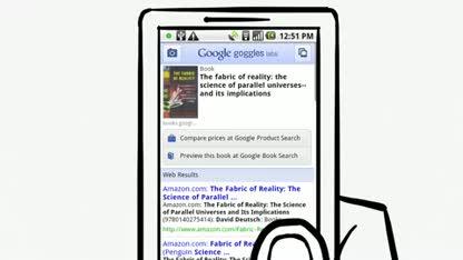 Google, Goggles, Visuelle Suche, Google Goggles