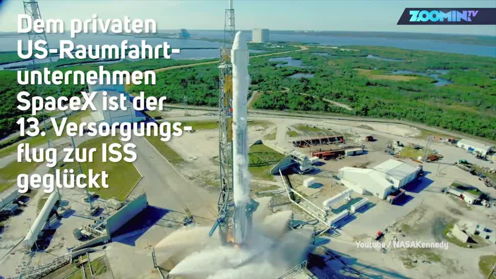 Forschung, Zoomin, Weltraum, Raumfahrt, Spacex, Rakete, Astronomie, Falcon 9