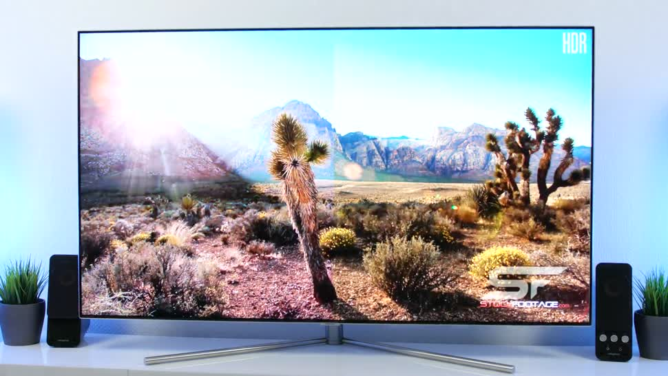 Samsung Qled Tv Der High End Klasse Im Test Qe55q7f