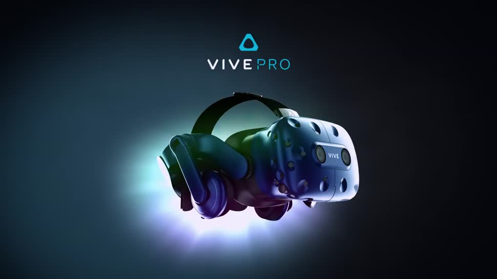 Htc, Virtual Reality, Ces, VR-Brille, HMD, CES 2018, Vive, Vive pro