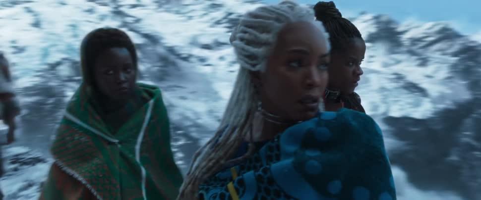Trailer, Werbespot, Kino, Kinofilm, Marvel, Disney, Black Panther