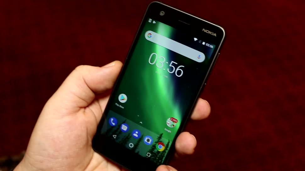 Smartphone, Android, Nokia, Hands-On, Ces, Hands on, HMD global, HMD, CES 2018, Nokia 2, Qualcomm Snapdragon 212