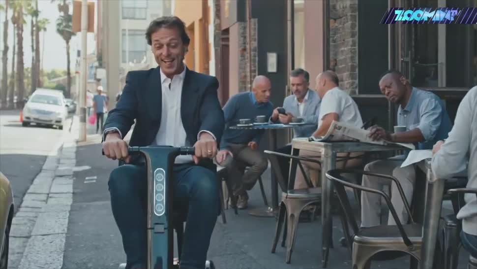 Zoomin, Ces, CES 2017, Verkehr, Scooter, Relync