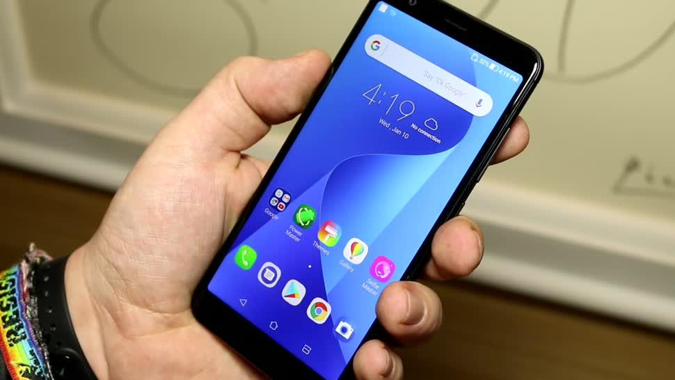 Smartphone, Android, Asus, Ces, CES 2018, ZenFone, ZenFone Max Plus