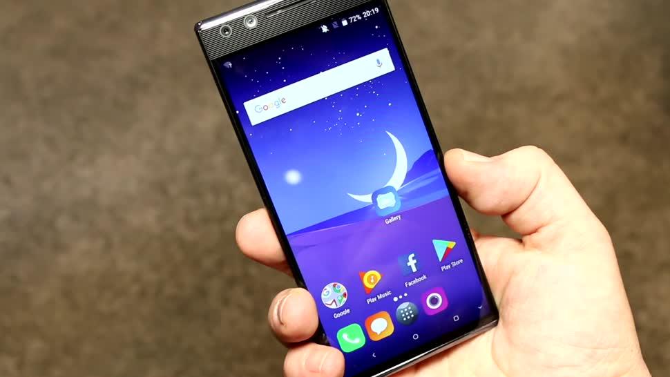 Smartphone, Hands-On, Ces, Roland Quandt, Alcatel, CES 2018, TCL, Alcatel 5