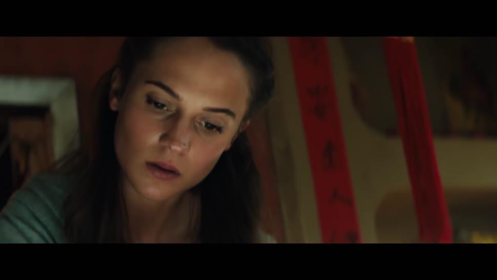 Trailer, Kinofilm, Warner Bros., Tomb Raider, Lara Croft