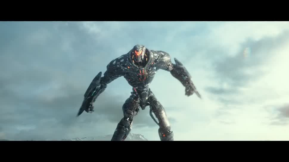 Trailer, Kino, Kinofilm, Universal Pictures, Pacific Rim, Pacific Rim 2, Pacific Rim Uprising