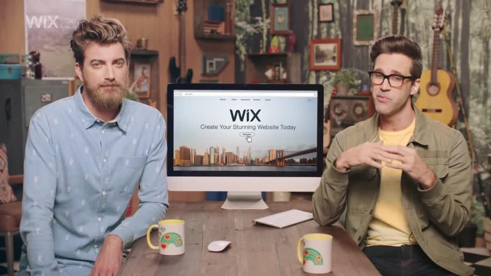 Werbespot, Super Bowl, Super Bowl 2018, Wix.com, Commercial