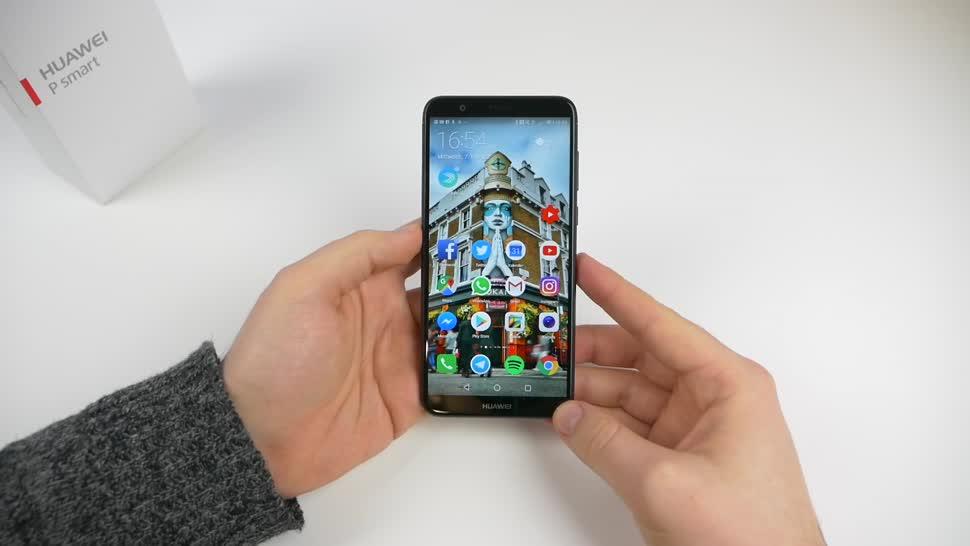 Smartphone, Android, Huawei, Test, Daniil Matzkuhn, tblt, Huawei P Smart, Huawei P, P Smart