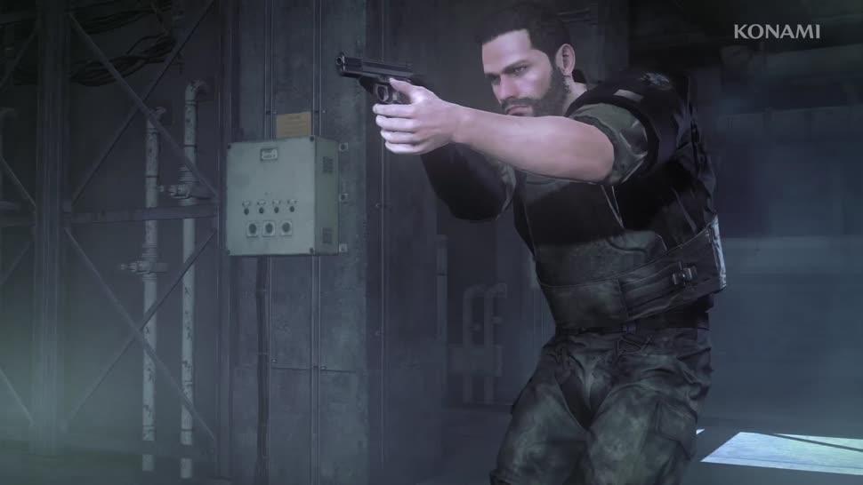 Trailer, Konami, Metal Gear Survive, Metal Gear