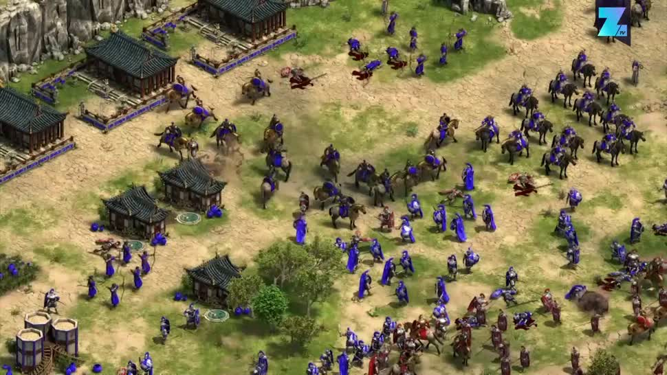 Microsoft, Zoomin, Strategiespiel, Age of Empires, Age of Empires: Definitive Edition