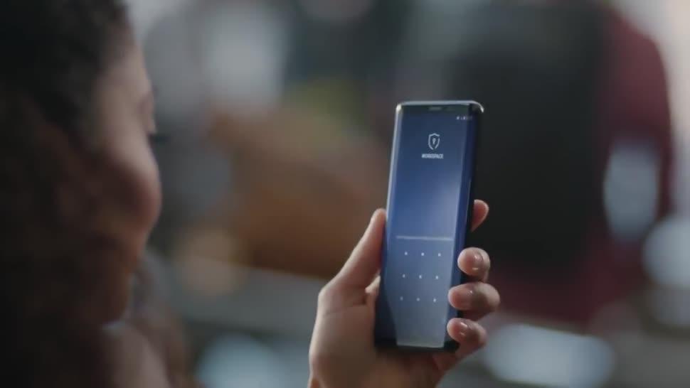 Samsung, Werbespot, Galaxy S9, Samsung Galaxy S9+, S9, Dex, Samsung DeX Station, S9+