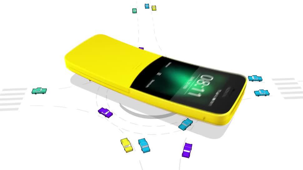 Nokia, Handy, Mwc, HMD global, HMD, MWC 2018, Nokia 8810, Nokia 8810 4G