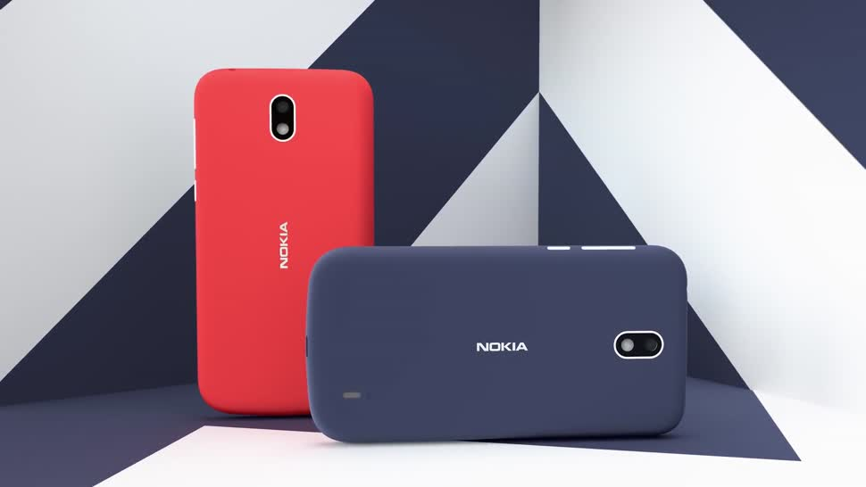 Smartphone, Android, Nokia, Mwc, HMD global, HMD, MWC 2018, Nokia 1