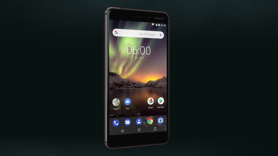 Smartphone, Android, Nokia, Mwc, HMD global, HMD, MWC 2018, Nokia 6, Nokia 6 2018