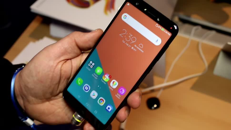 Asus, ZenFone, ZenFone 5 Lite