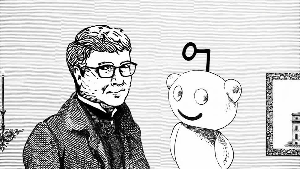 Bill Gates, Gates, Reddit, AMA, Ask me Anything