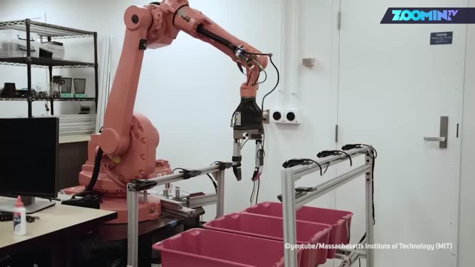 Forschung, Zoomin, Roboter, Robotik, MIT, Massachusetts Institute of Technology, Princeton University