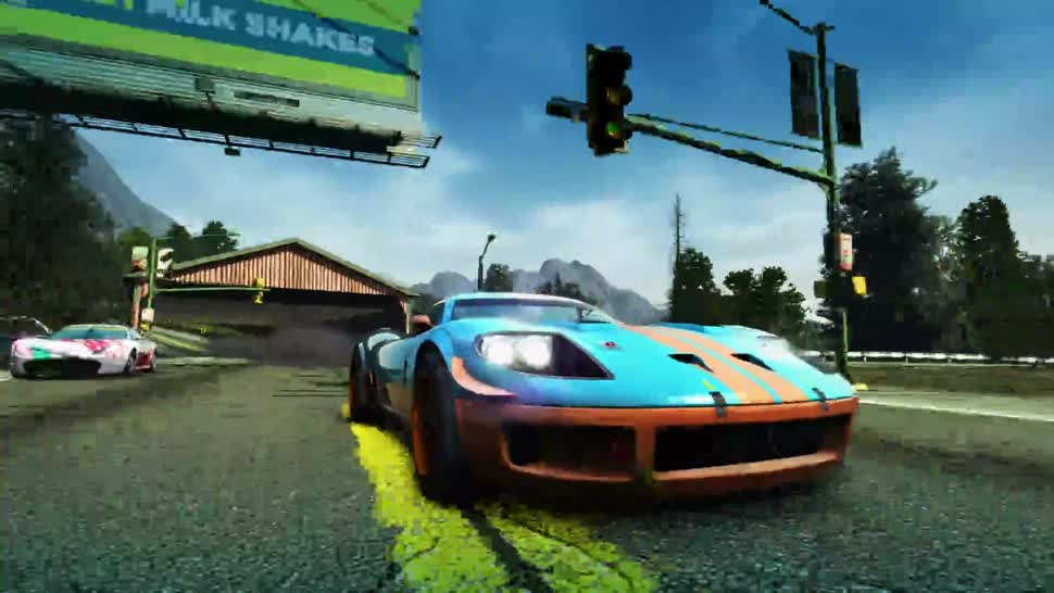 Trailer, Electronic Arts, Ea, Rennspiel, Criterion Games, Burnout Paradise, Burnout Paradise Remastered