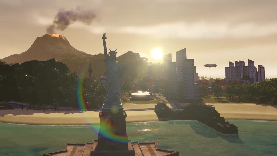 Trailer, Strategiespiel, Kalypso Media, Tropico, Tropico 6