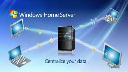 Microsoft, Windows Home Server, Microsoft Windows Home Server