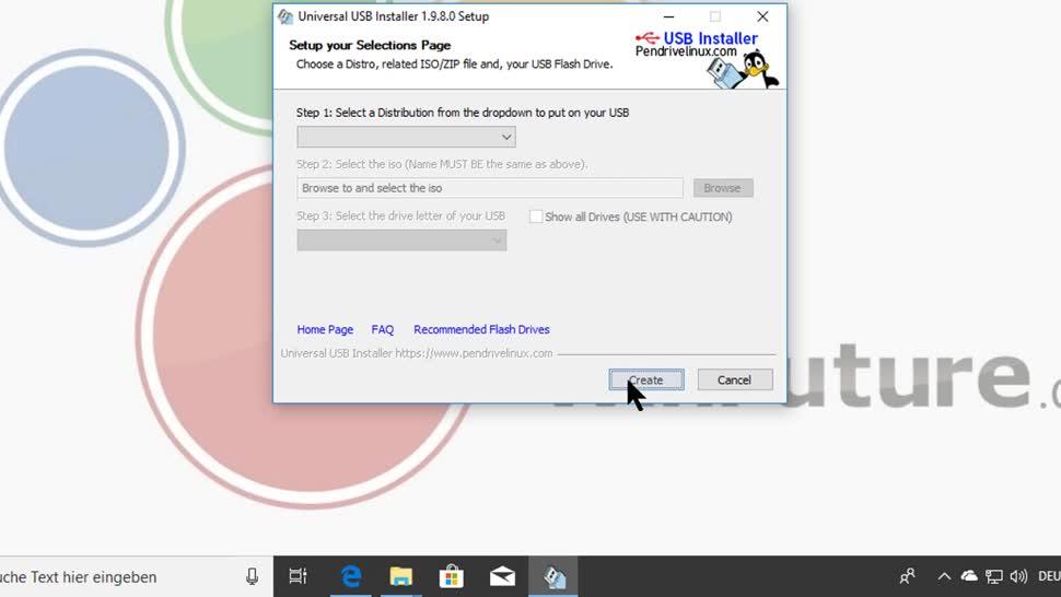 Software, Usb, Betriebssysteme, Markus Kasanmascheff, Universal USB Installer