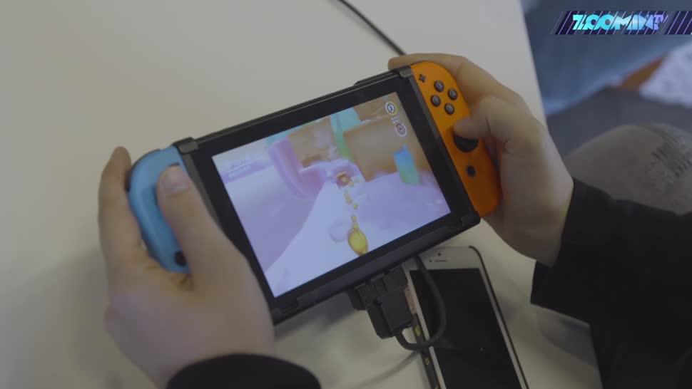 Konsole, Nintendo, Zoomin, Nintendo Konsole, Nintendo Switch