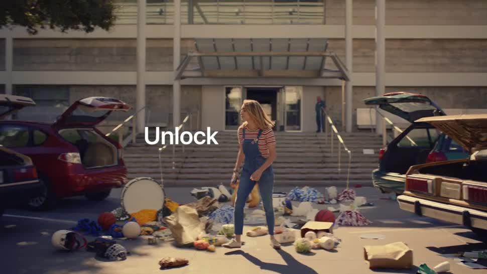 Smartphone, Apple, Iphone, iOS, Werbespot, iPhone X, iOS 11, Face ID, Face Unlock