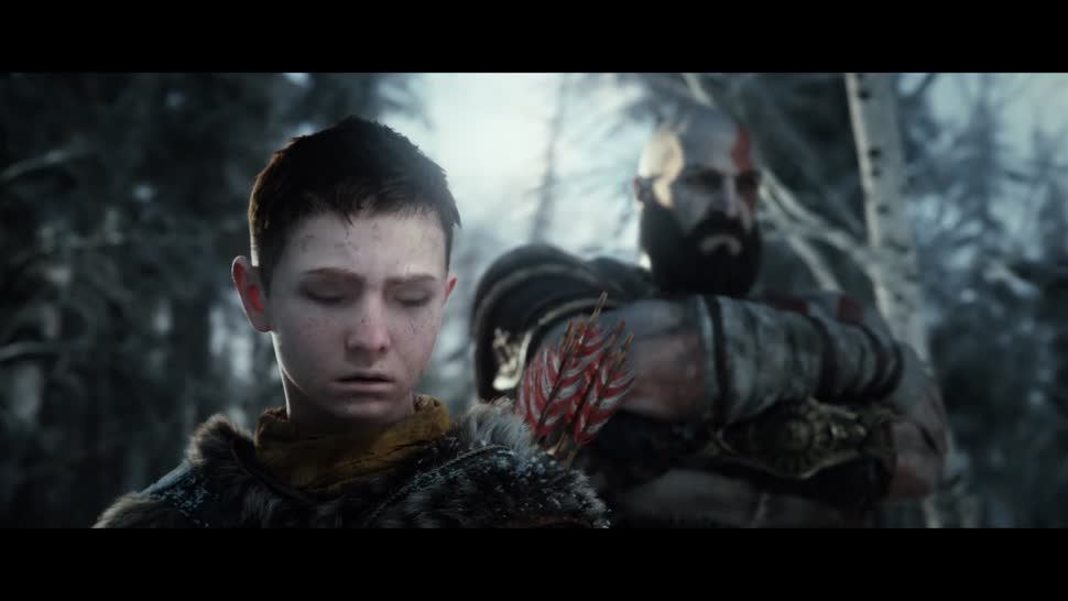 Trailer, Sony, PlayStation 4, PS4, Sony PlayStation 4, Sony PS4, God Of War