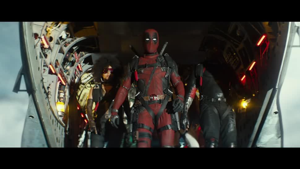 Trailer, Kinofilm, Kino, Marvel, 20th Century Fox, Deadpool, Deadpool 2