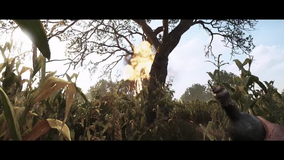 Crytek, CryEngine, GDC, Game Developers Conference, Grafik-Engine, GDC 2018, Hunt Showdown