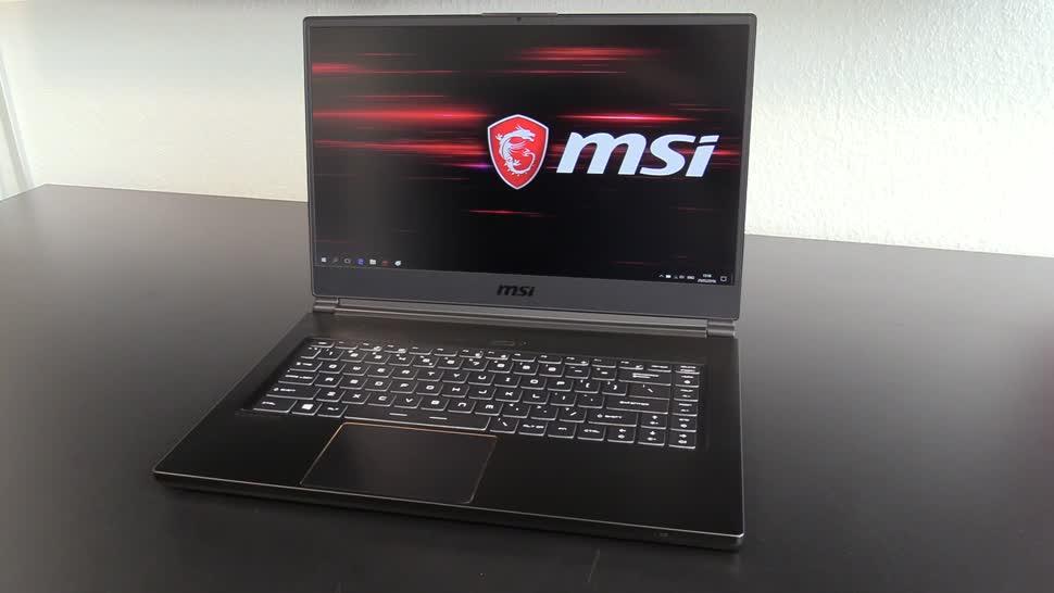 Notebook, Hands-On, NewGadgets, Johannes Knapp, Msi, MSI GS65 Stealth Thin, MSI GS65 Stealth, MSI GS65, GS65 Stealth Thin, GS65 Stealth, GS65