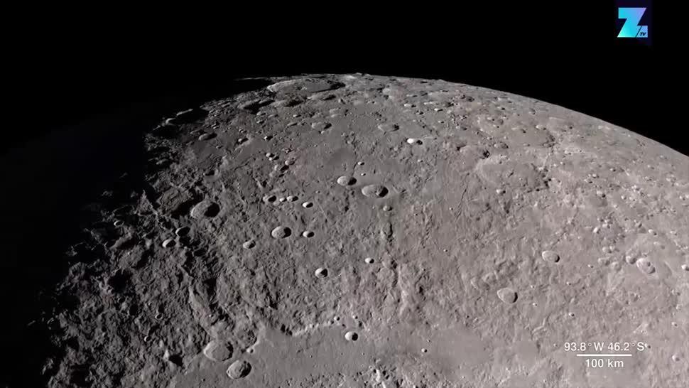Forschung, Zoomin, Weltraum, Nasa, Raumfahrt, Mond, Astronomie, LRO, Lunar Reconnaissance Orbiter