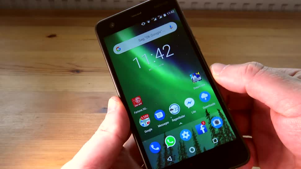 Smartphone, Android, Nokia, Test, ValueTech, HMD global, Android 7.1.1, Nokia 2