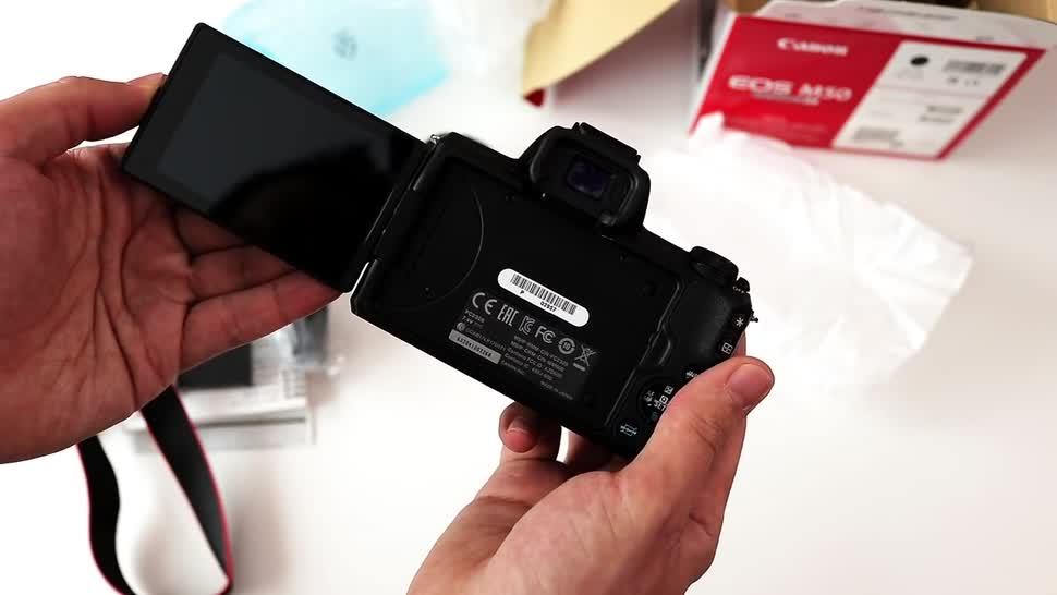 ValueTech, Canon, DSLM, Systemkamera, EOS M50