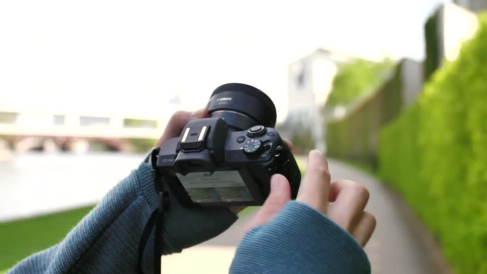 4K, ValueTech, Canon, Systemkamera, DSLM, EOS M50