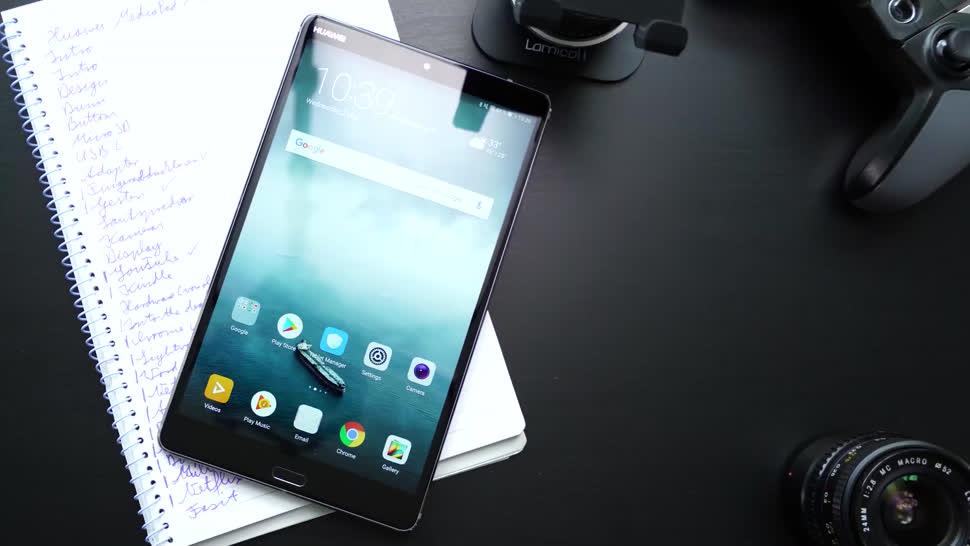 Android, Tablet, Huawei, Test, Andrzej Tokarski, Tabletblog, MediaPad, Android Oreo, Huawei MediaPad M5 8, MediaPad M5 8