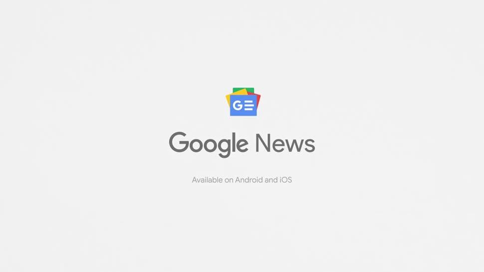 Google, App, Google I/O, Nachrichten, Google News, Google I/O 2018