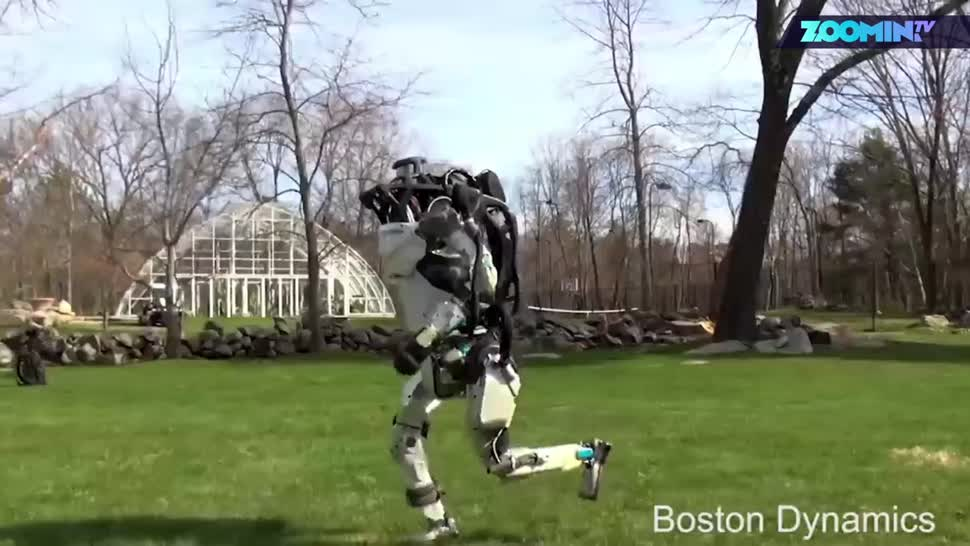 Forschung, Zoomin, Künstliche Intelligenz, Ki, Roboter, Robotik, Boston Dynamics, Atlas, SpotMini