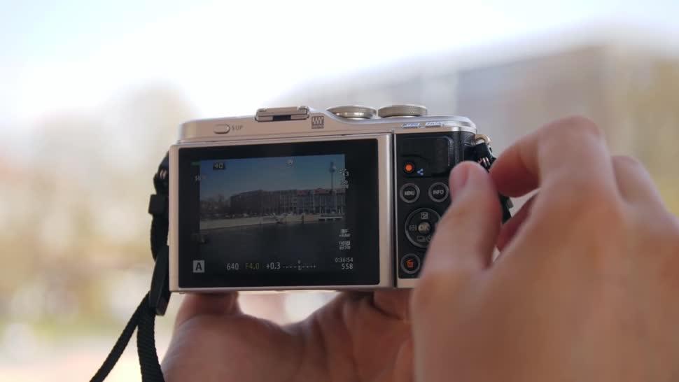 Kamera, ValueTech, DSLM, Systemkamera, Olympus, PEN E-PL9