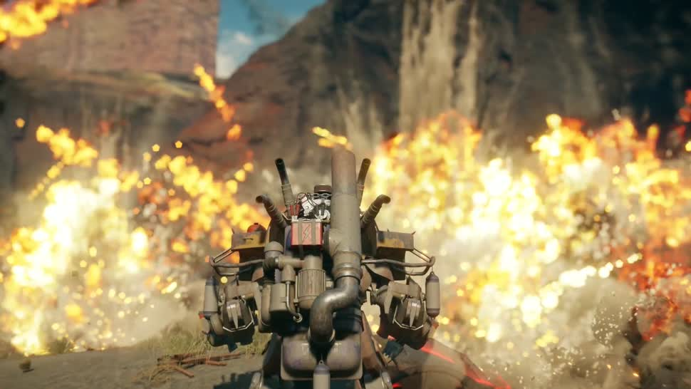 Trailer, Ego-Shooter, Shooter, Bethesda, Id Software, Rage, Avalanche Studios, Rage 2