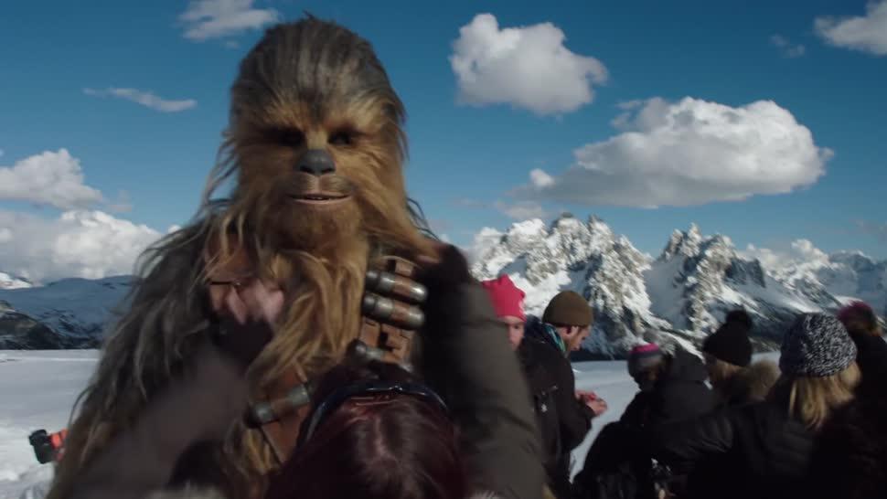 Star Wars, Kinofilm, Disney, Lucasfilm, A Star Wars Story, Han Solo, Featurette, Solo: A Star Wars Story