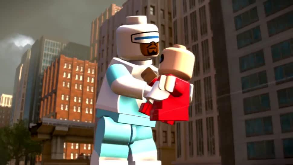 Trailer, Warner Bros., Disney, Lego, Pixar, Lego Die Unglaublichen, Die Unglaublichen