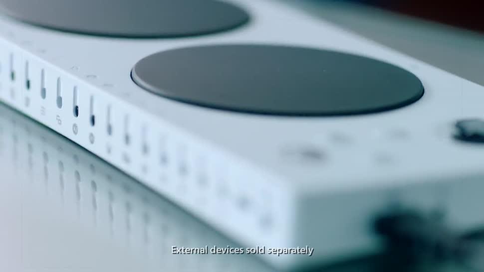 Microsoft, Gaming, Xbox, Xbox One, Microsoft Xbox One, Controller, Xbox One Controller, Xbox Adaptive Controller
