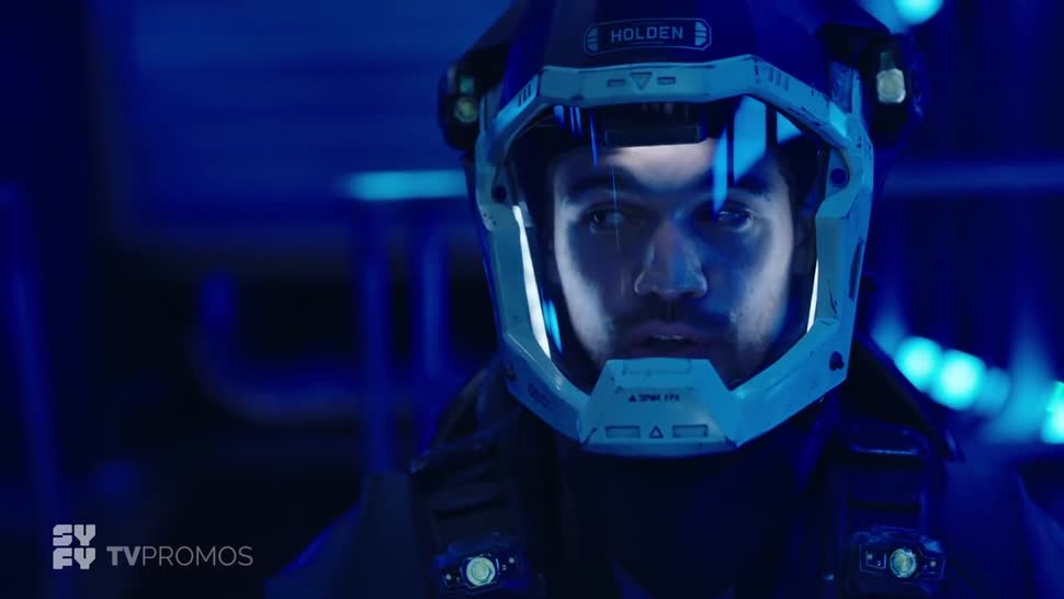 Trailer, Amazon, Serie, The Expanse, Syfy