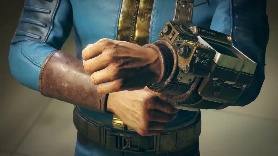 Rollenspiel, Teaser, Bethesda, Fallout, Fallout 76