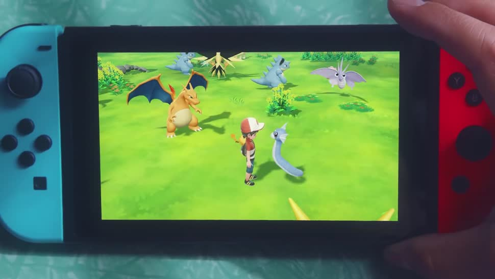 Nintendo, Nintendo Switch, Pokemon, Pokemon Go, Niantic, Pokémon Quest, Pokémon Let's Go Pickachu, Pokémon Let's Go, Pokémon Let's Go Evoli, GameFreak