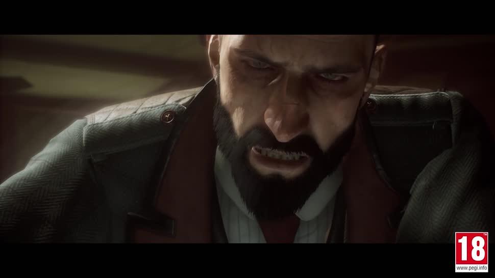 Trailer, Rollenspiel, Focus Home Interactive, Dontnod, Vampyr