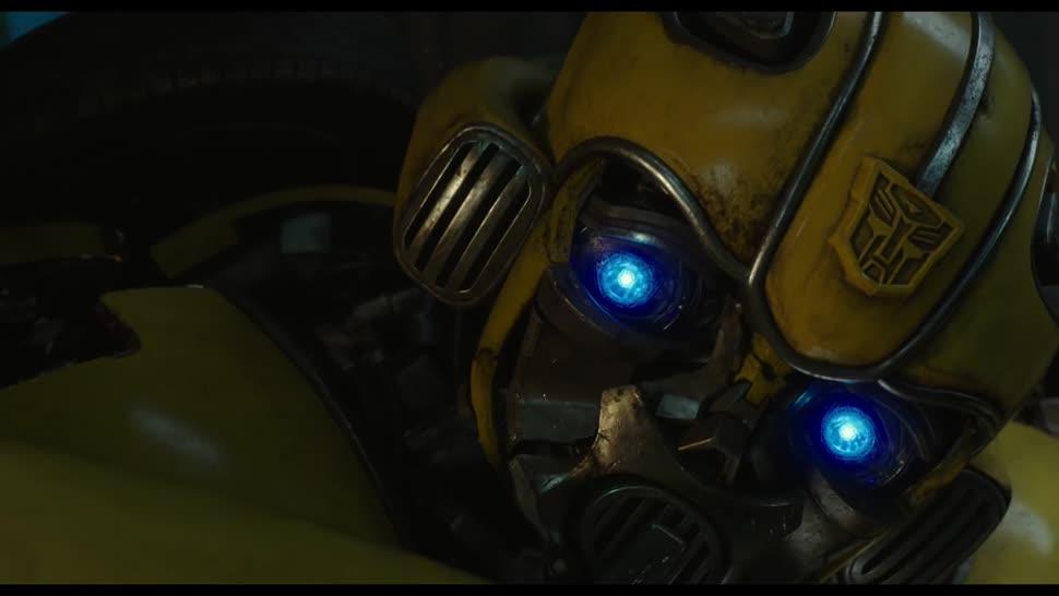 Trailer, Kinofilm, Kino, Transformers, Paramount Pictures, Paramount, Bumblebee